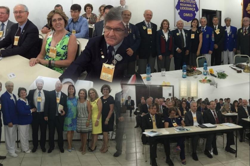 12º INSTITUTO REGIONAL DE LIDERANÇA DO DM LD