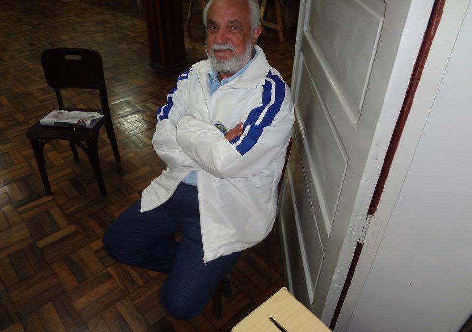 A TRAJETÓRIA DE UMA ADMIRÁVEL VIDA – PCC MARCO ANTONIO P. SILVEIRA