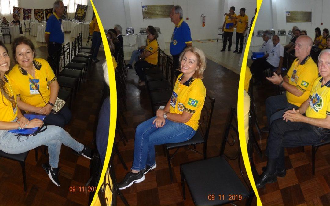 PARTICIPAÇÃO 2ª REUNIÃO GABINETE LD-5 E CONVENÇÃO EXTRA