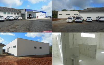 INAUGURAÇÃO DO NOVO PAVILHÃO DO HOSPITAL PÚBLICO DE MONTE CASTELO